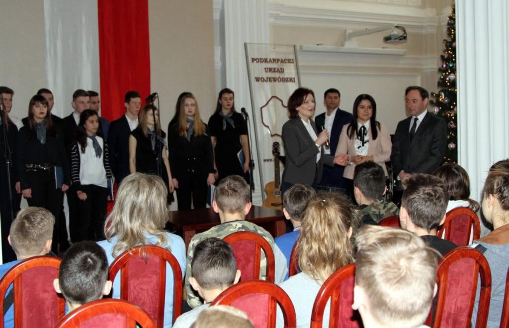 Spotkanie młodzieży Podkarpacia
