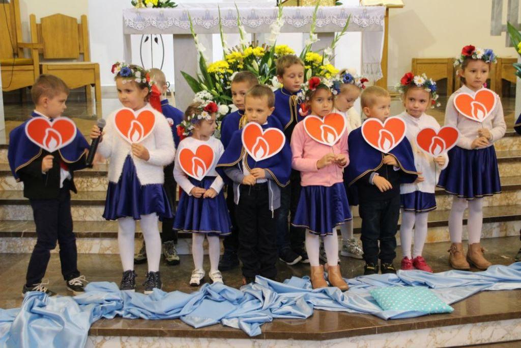 IV Zjazd Szkół im. św. Jana Pawła II Archidiecezji Przemyskiej