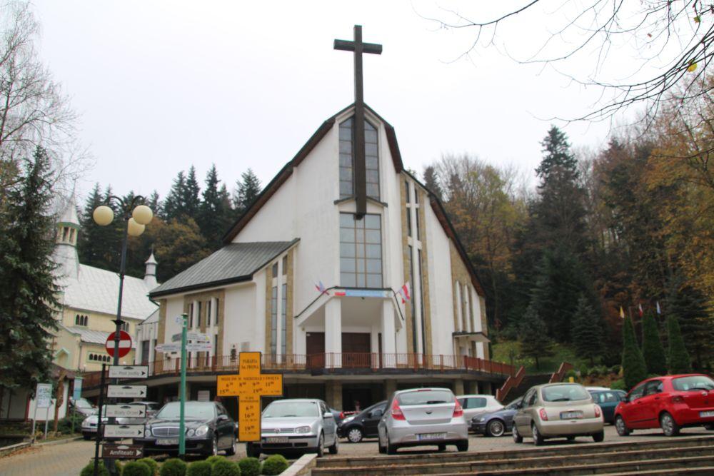 IV Zjazd Rodziny Szkół Jana Pawła II Archidiecezji Przemyskiej- Iwonicz Zdrój
