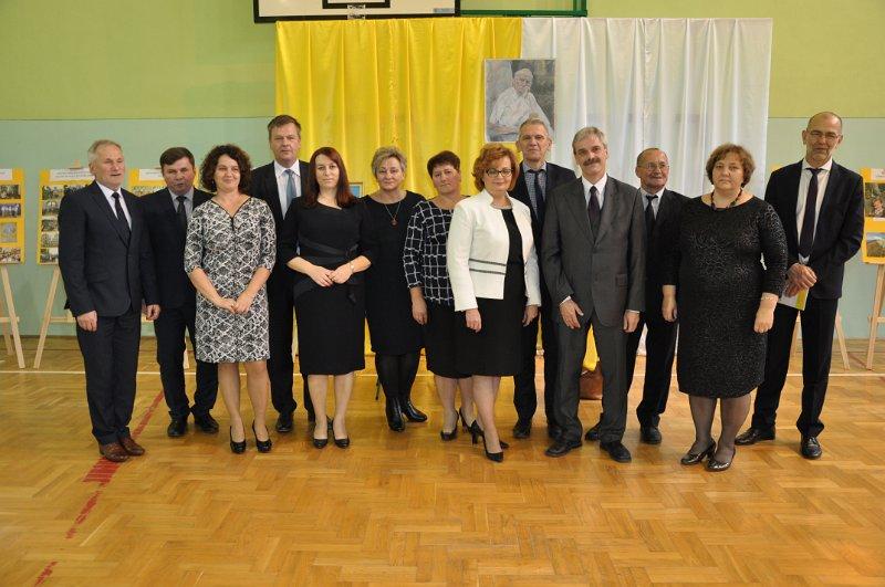 III Zjazd Rodziny Szkół im. Jana Pawła II Archidiecezji Przemyskiej - Klimkówka