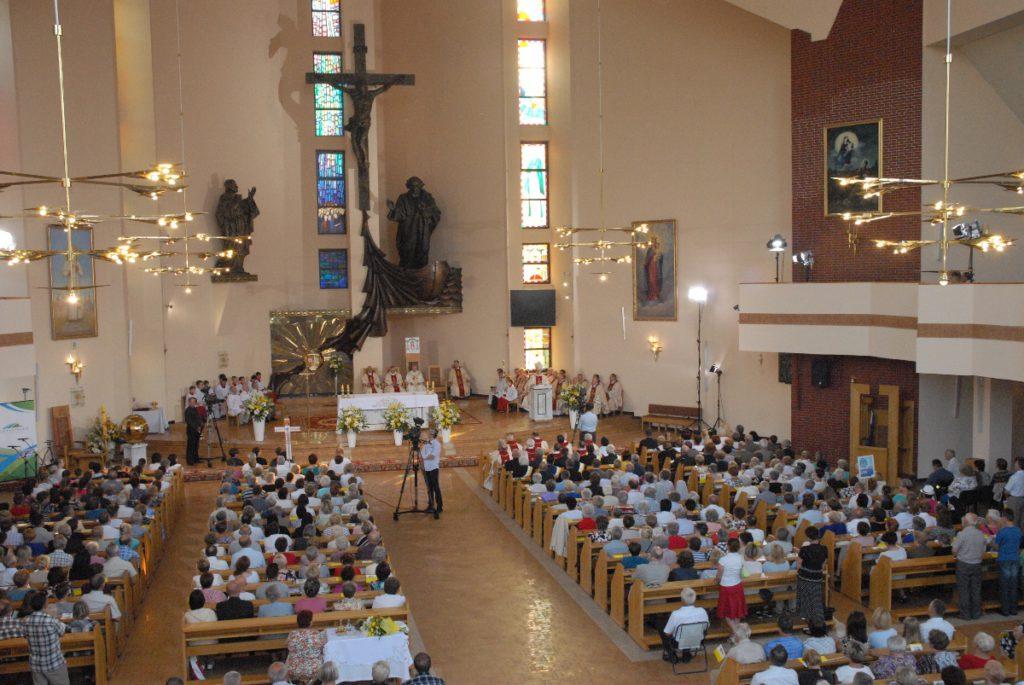 XXI rocznica Pielgrzymki  Jana Pawła II do Krosna