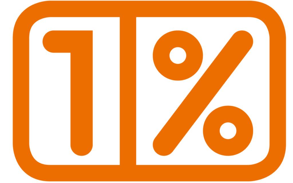 Prośba o przekazanie 1% podatku